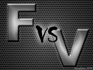 F dan V