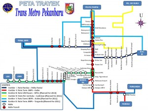transmetro-trayek