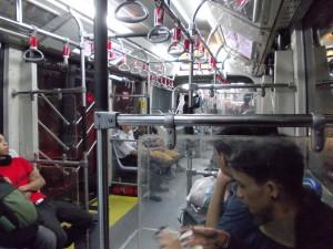 Dalam Bus Koridor 1