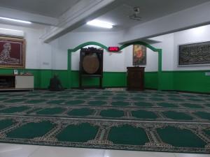 Masjid Al-A'raf Toko Buku Wali Songo