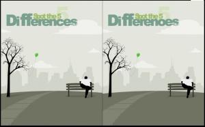 Cari Perbedaan