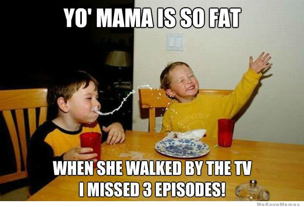 yo-mama-is-so-fat-when-she-walked-by-the-tv-i-missed-3-episodes