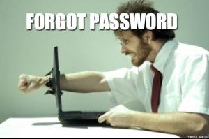 Password meme