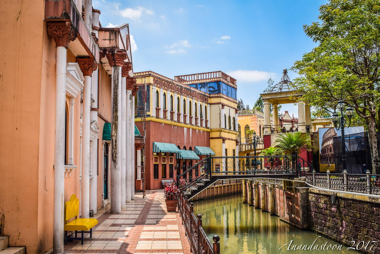 Sensasi Luar Negeri Little Venice That Really Little
