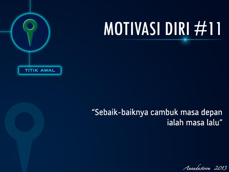 Motivasi Diri Oleh Anandastoon Anandastoon
