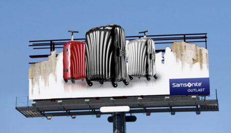 Samsonite-out-last-Creative-Billboard