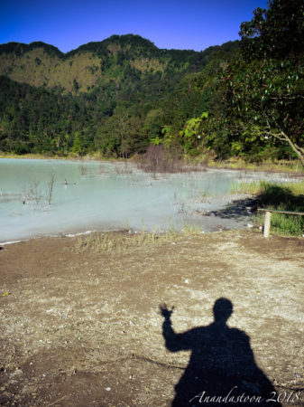 Kawah Gunung Talaga Bodas