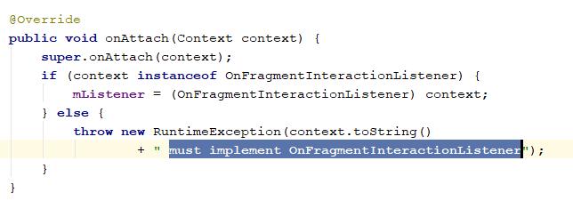 Error inflating class fragment