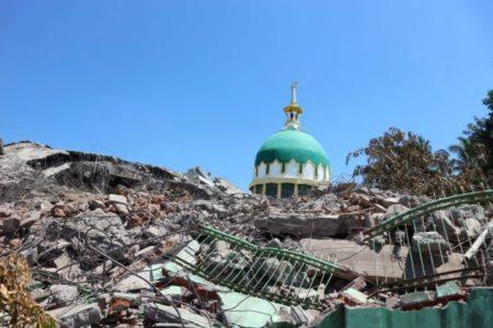 Kekokohan Masjid