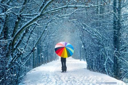 Payung Pelangi
