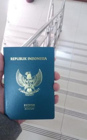 Pengalaman Buat Paspor