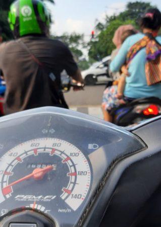 Belajar Sepeda Motor