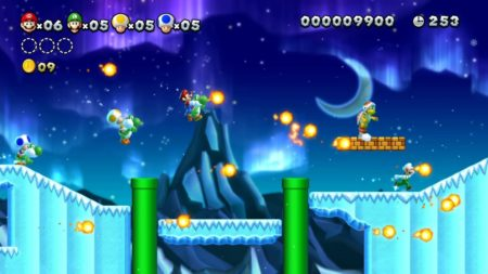 Terinspirasi Dari Game Mario Bros
