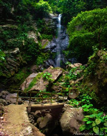 Air Terjun Way Kalam