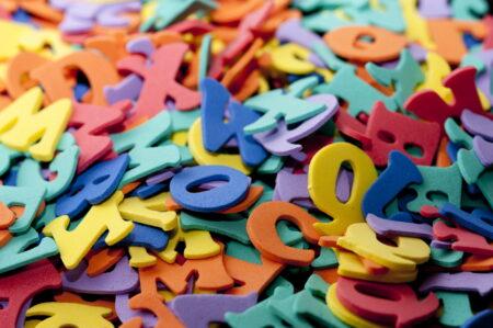Mengomentari Alfabet