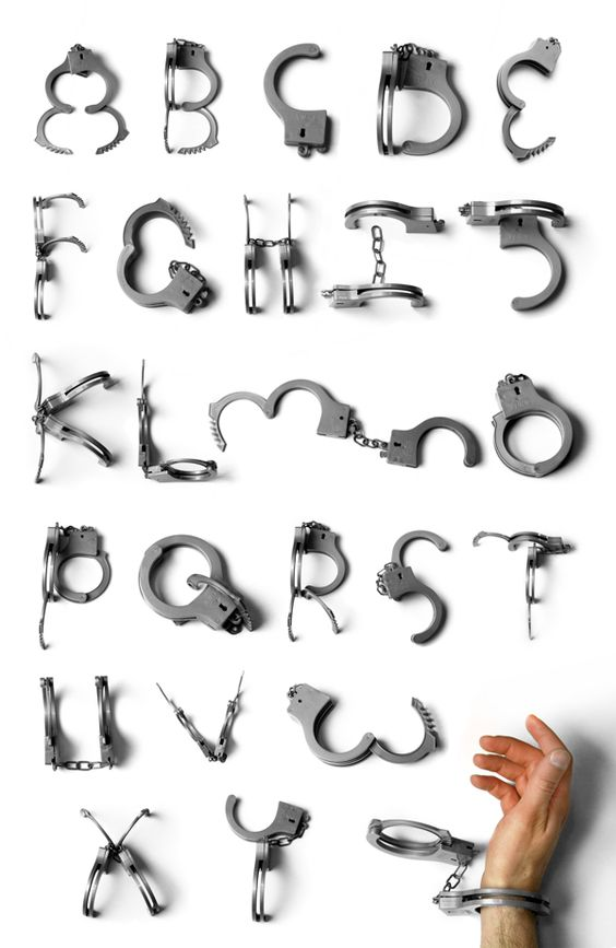 Alfabet di Dunia Nyata